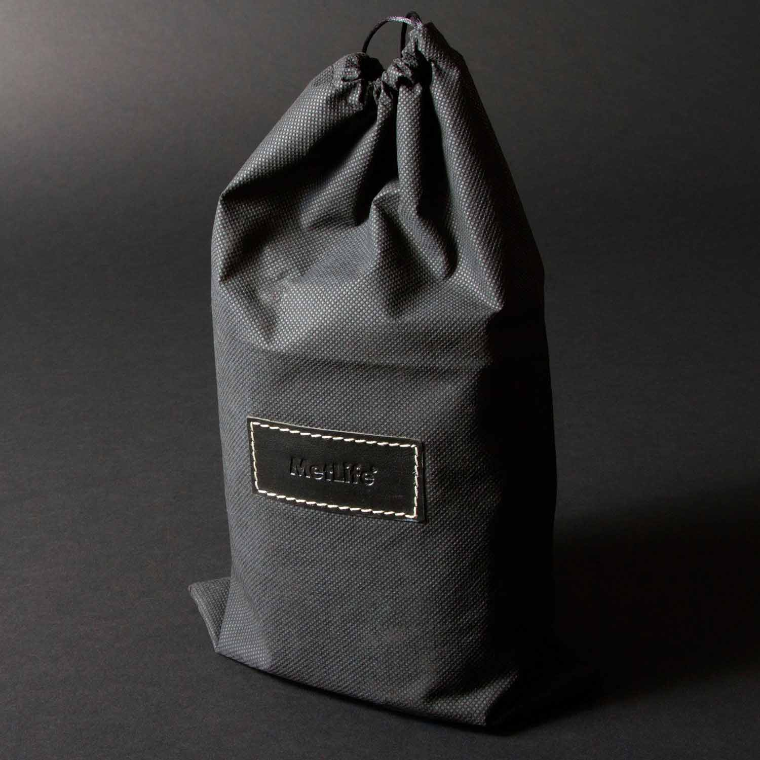 Bolsa negra packaging